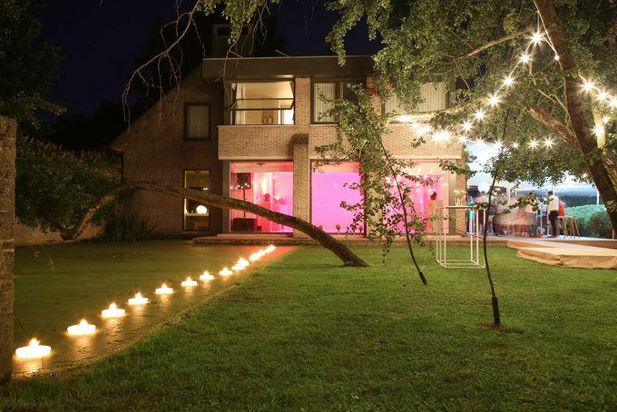 Garden Wedding by Elegant Events - 012
