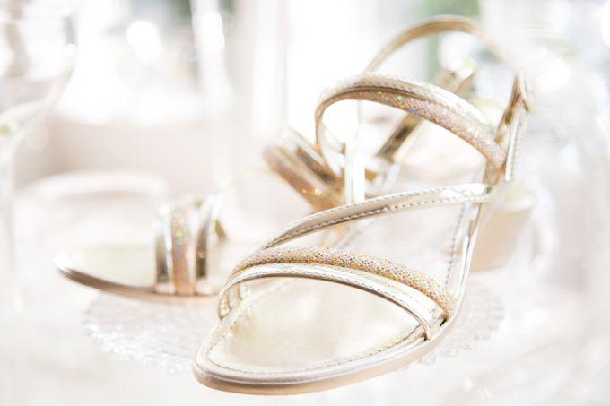 Garden Wedding by Elegant Events - 001