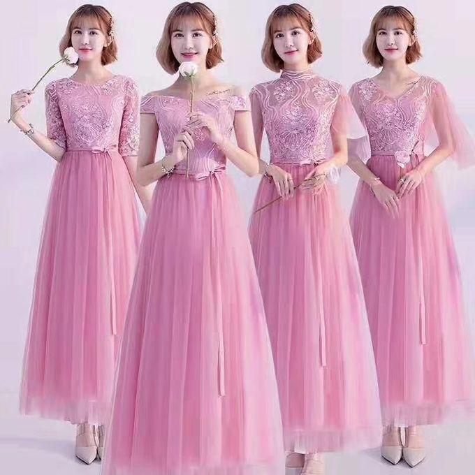 Bridesmaid Dress Disewakan by Sewa Gaun Pesta - 021