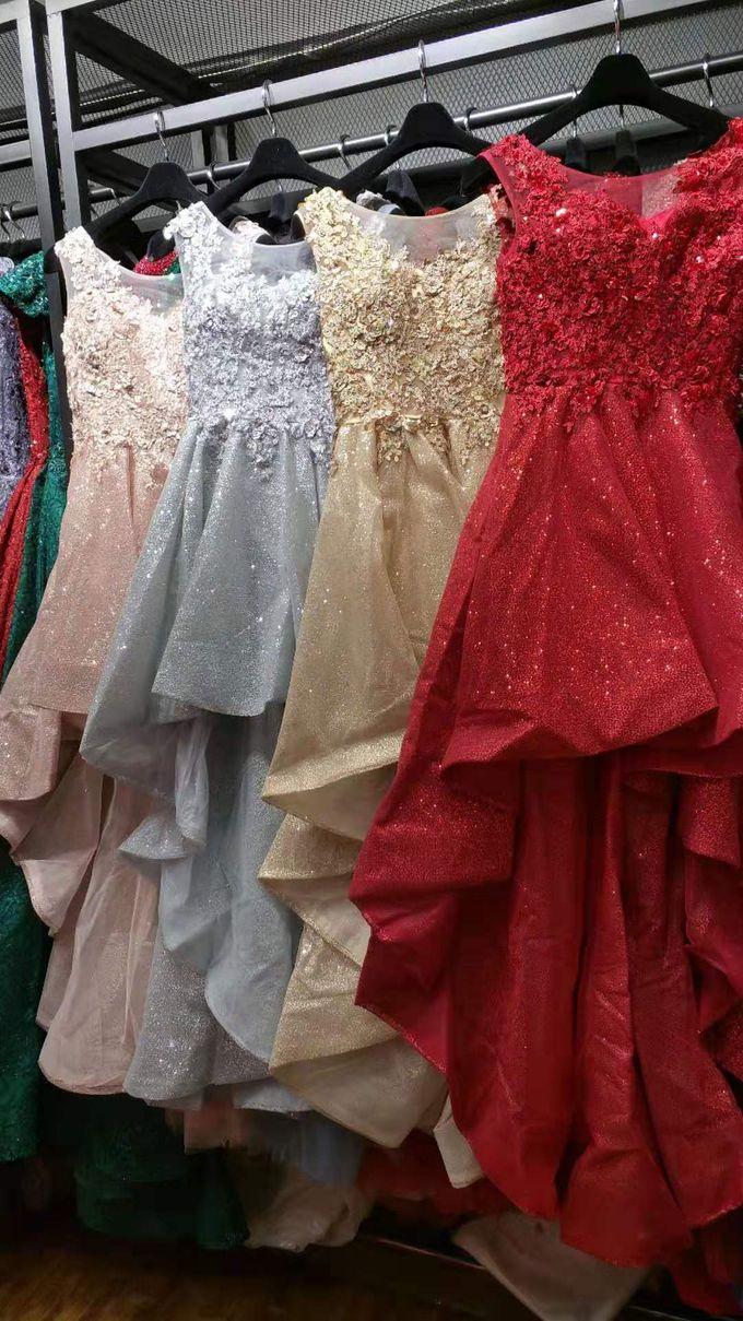Gaun Pesta MINI ABG & Anak Anak by Sewa Gaun Pesta - 012