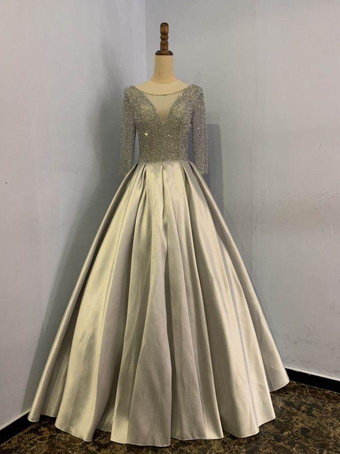 Gaun PESTA disewakan by Sewa Gaun Pesta - 018