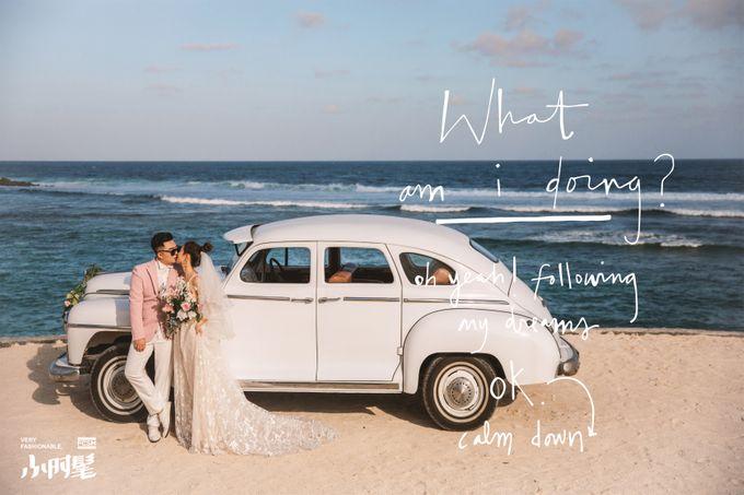 White Classic Car by Bali Classic Community - 003