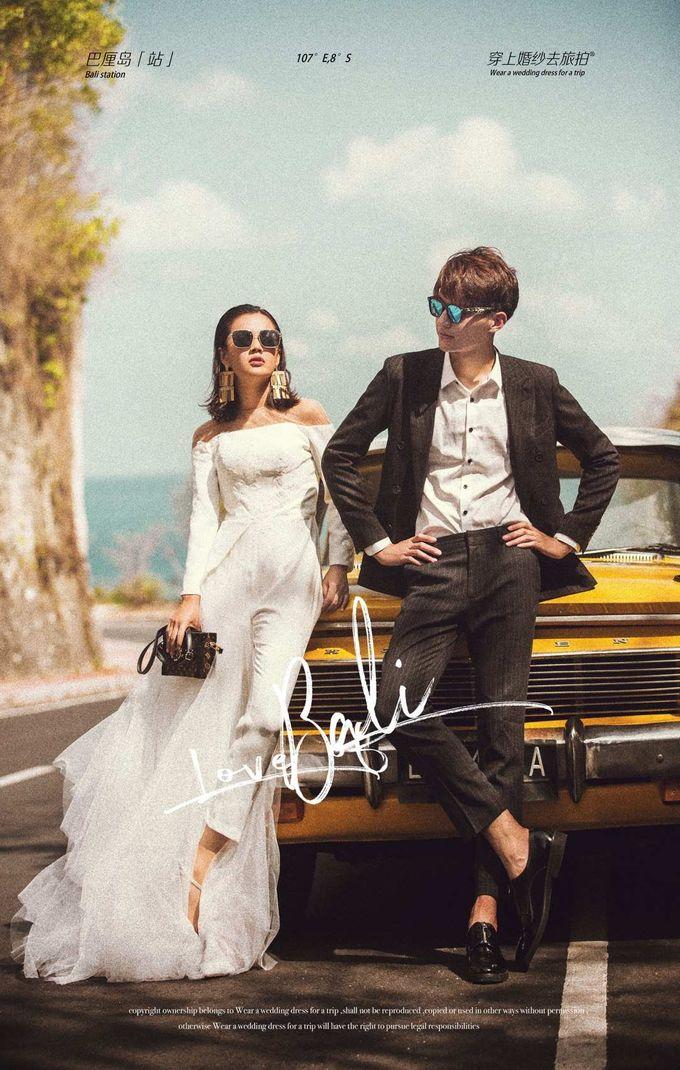 Yellow Classic Car by Bali Classic Community - 009