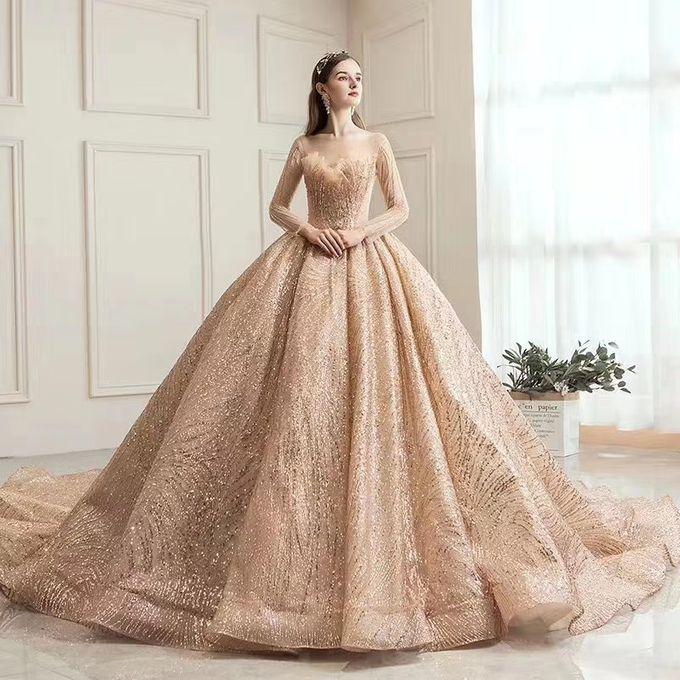 Wedding Dress by Sewa Gaun Pesta - 001