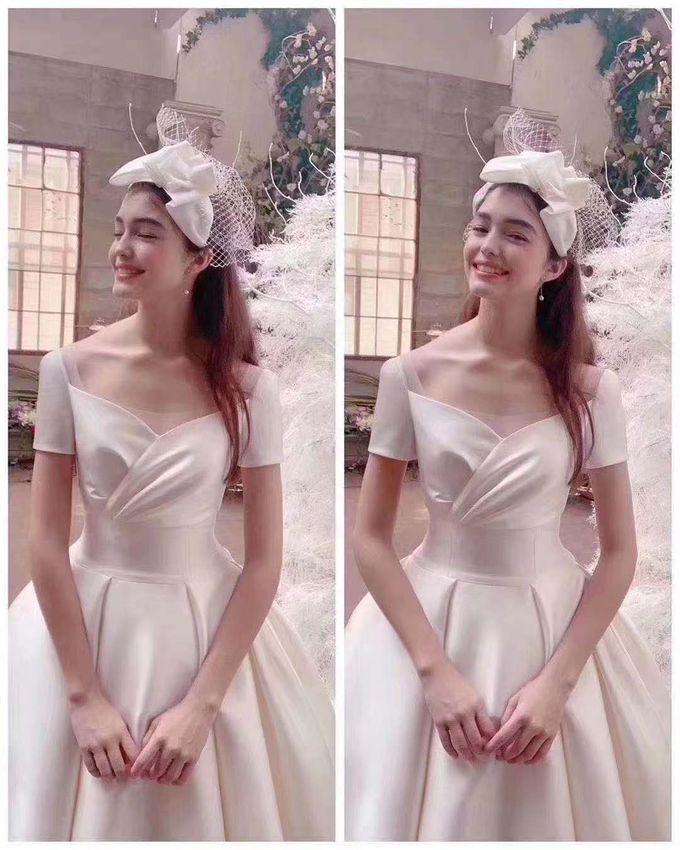 Wedding Dress by Sewa Gaun Pesta - 008