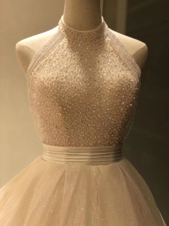 Wedding Dress by Sewa Gaun Pesta - 006