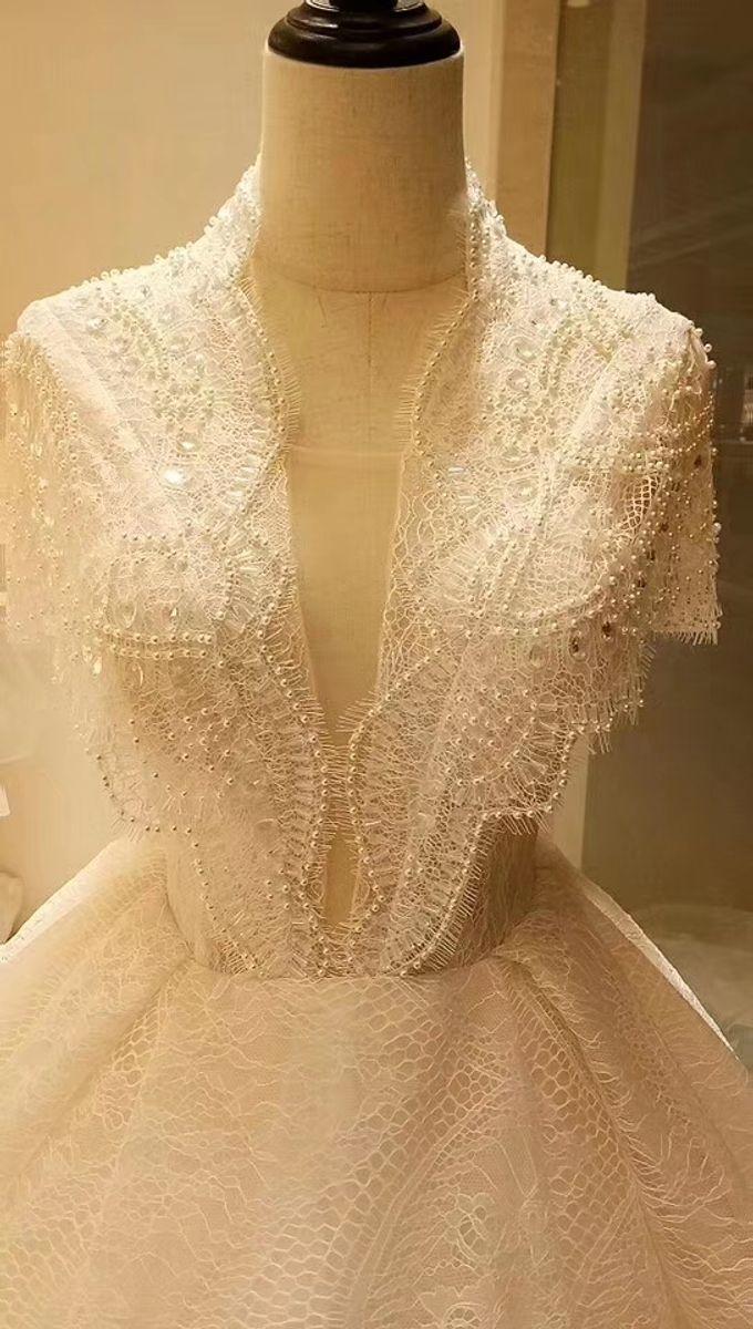 Wedding Dress by Sewa Gaun Pesta - 005