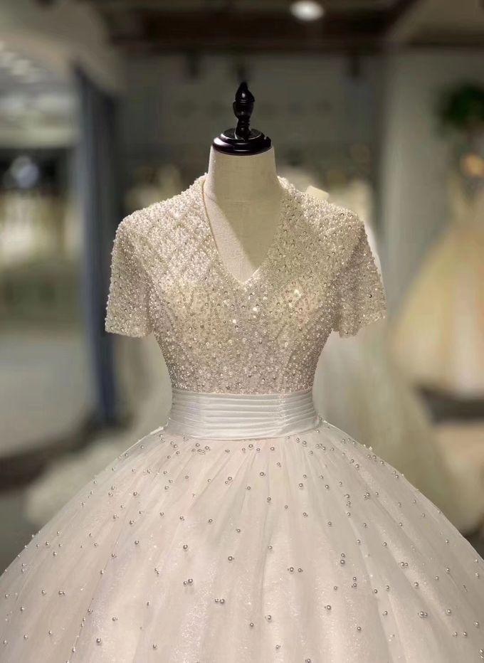 Wedding Dress by Sewa Gaun Pesta - 025