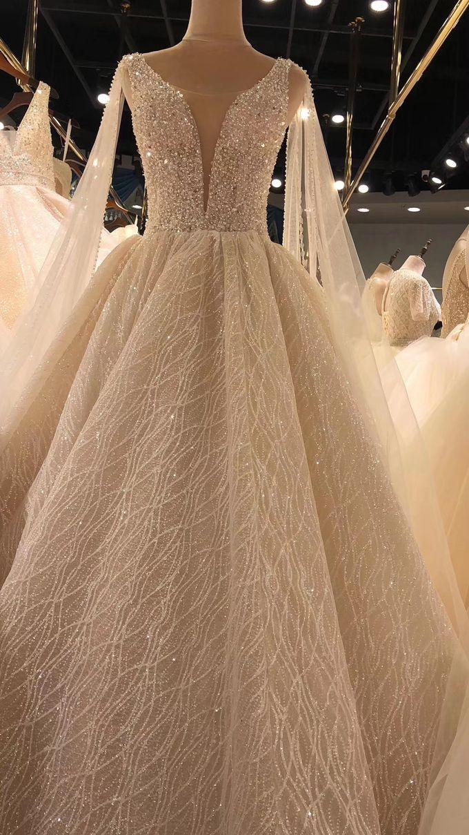 Wedding Dress by Sewa Gaun Pesta - 007