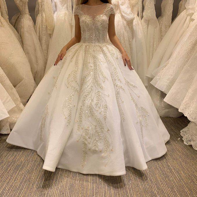 Wedding Dress by Sewa Gaun Pesta - 022