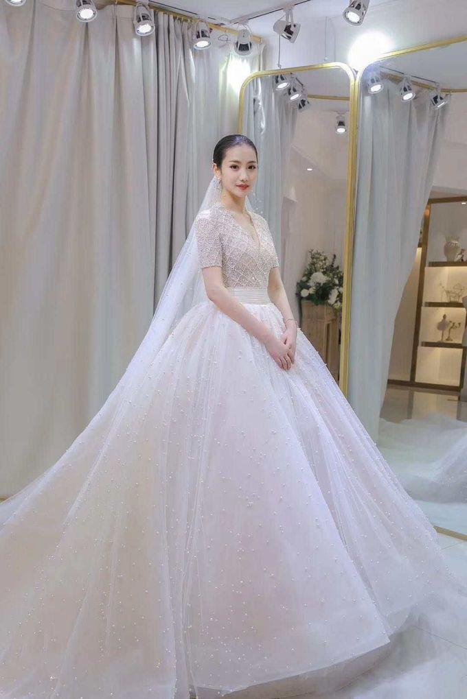 Wedding Dress by Sewa Gaun Pesta - 024