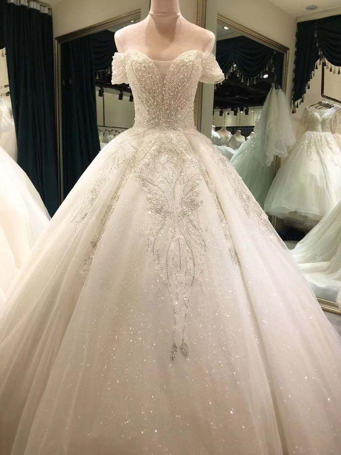 Wedding Dress by Sewa Gaun Pesta - 027