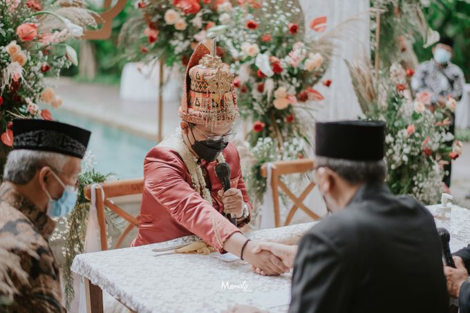 Akad Nikah Ojita & Buyung by Azila Villa - 013