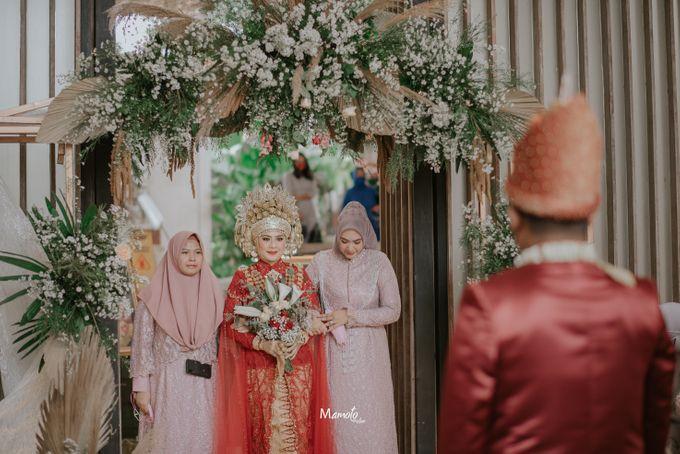 Akad Nikah Ojita & Buyung by Azila Villa - 014