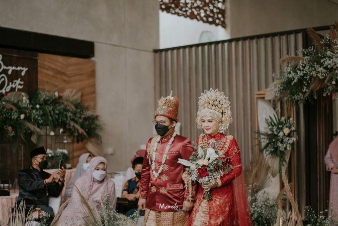 Akad Nikah Ojita & Buyung by Azila Villa - 016