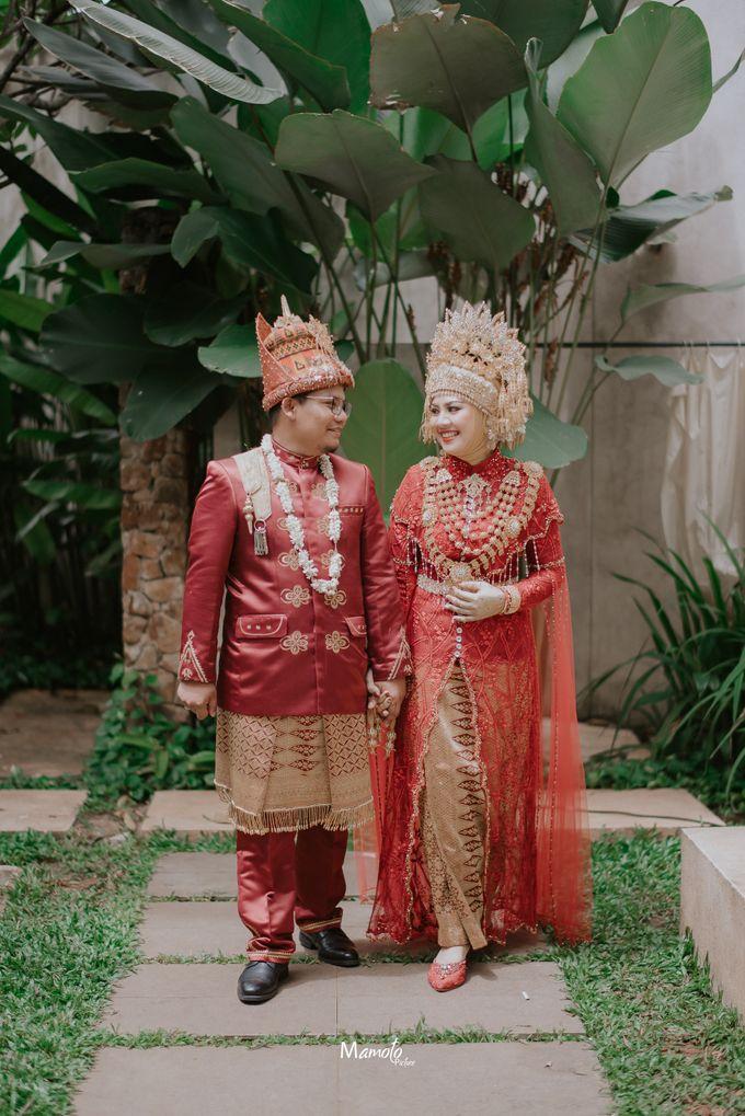 Akad Nikah Ojita & Buyung by Azila Villa - 023