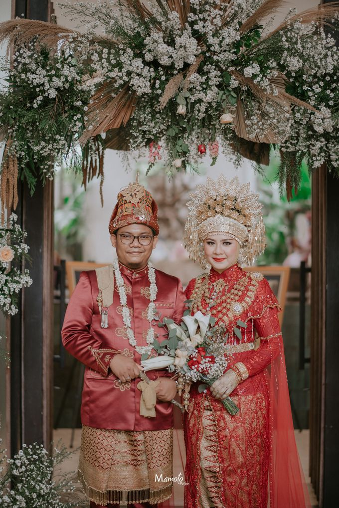 Akad Nikah Ojita & Buyung by Azila Villa - 022