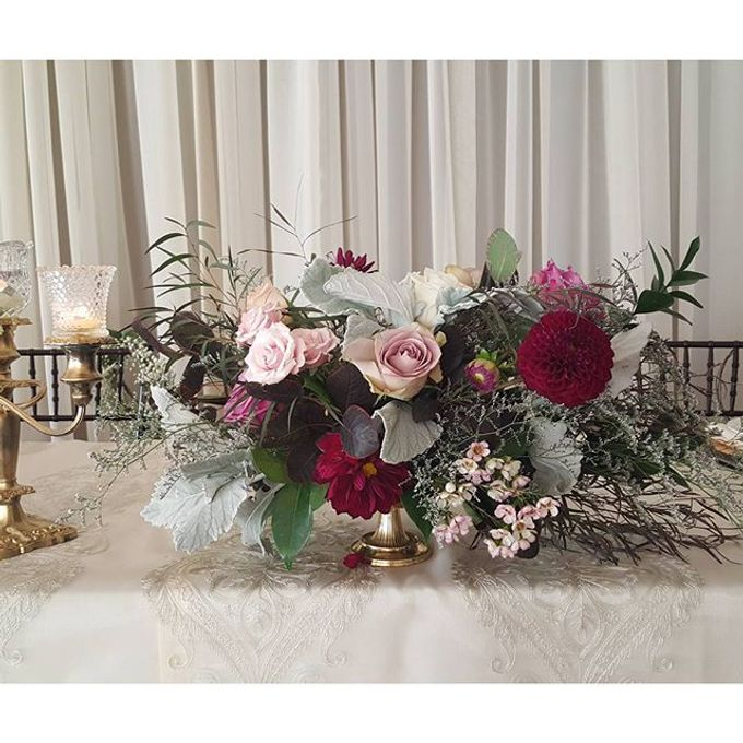 Fall 2015 by Esmae Event Floral Design - 006
