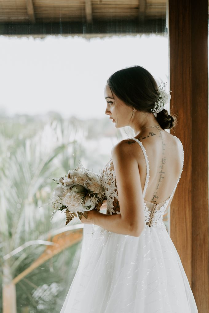 The Wedding of Ms Olga and Mr Marc by Bali Wedding Atelier - 013