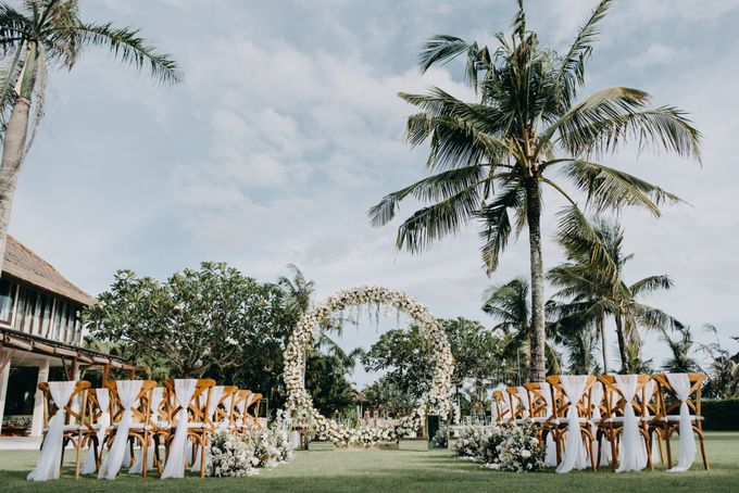 The Wedding of Ms Olga and Mr Marc by Bali Wedding Atelier - 017