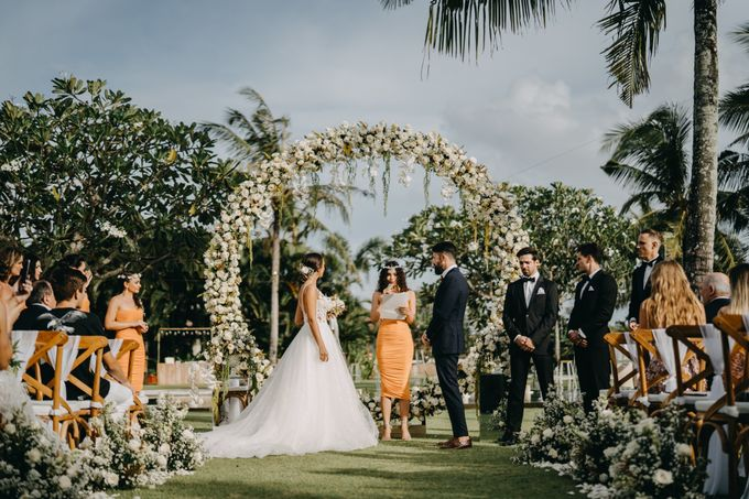 The Wedding of Ms Olga and Mr Marc by Bali Wedding Atelier - 023