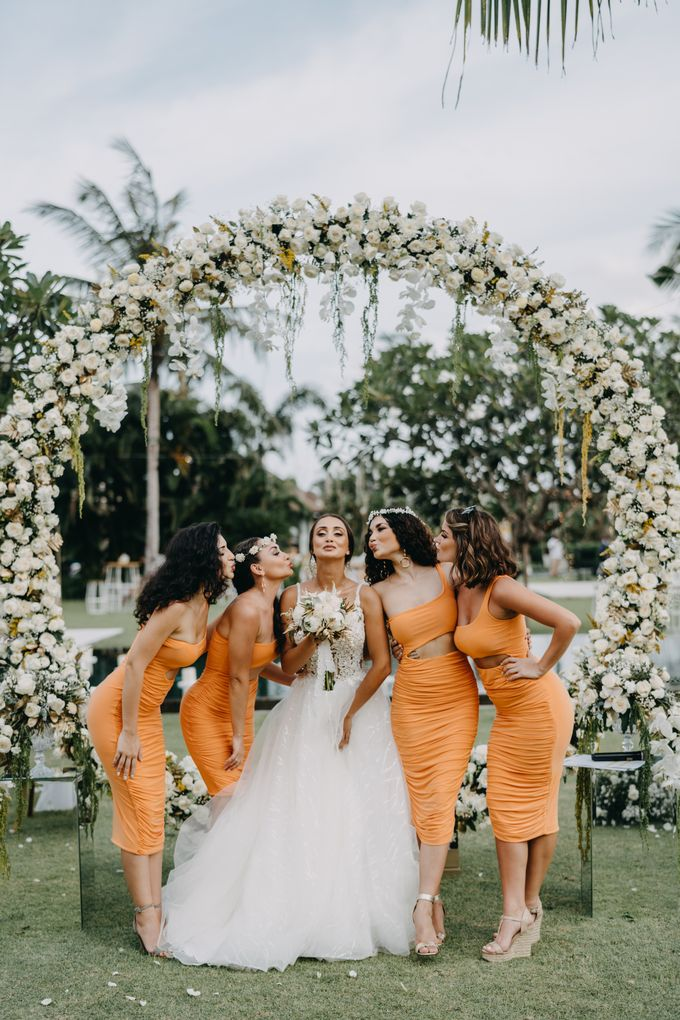 The Wedding of Ms Olga and Mr Marc by Bali Wedding Atelier - 029