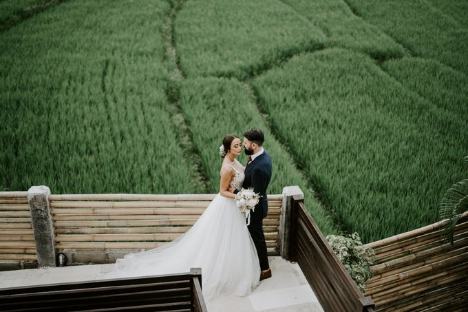 The Wedding of Ms Olga and Mr Marc by Bali Wedding Atelier - 033