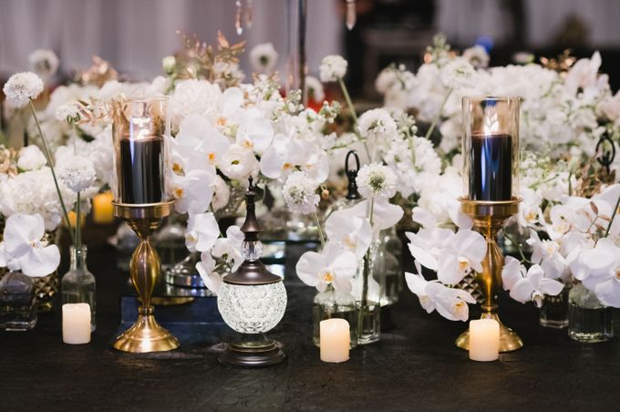 White Elegance by Fleurs At Marrakesh - 004
