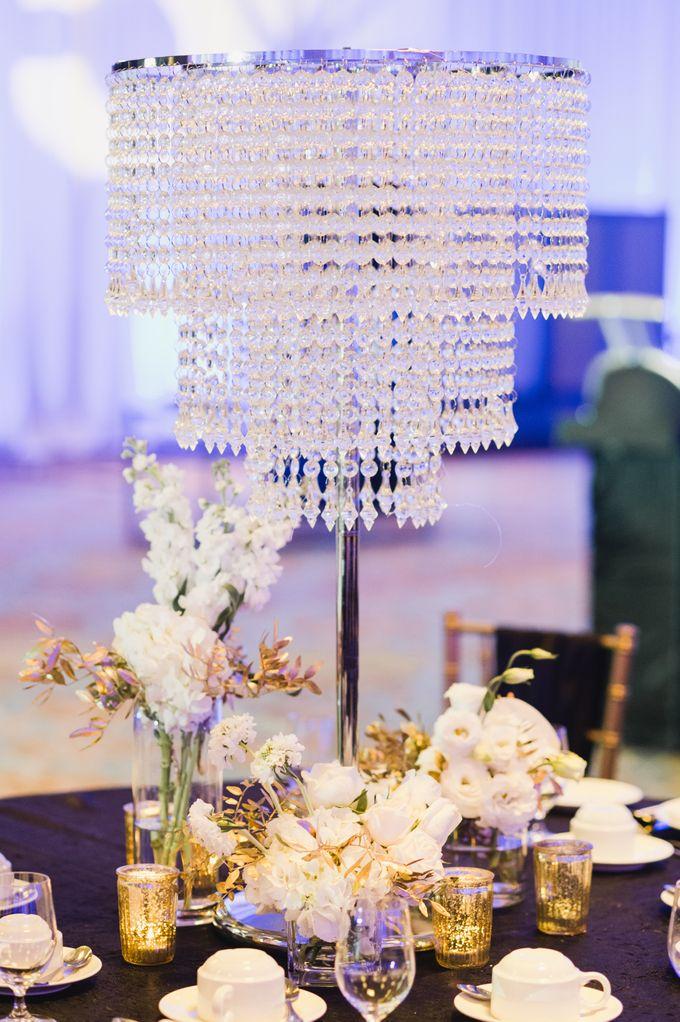 White Elegance by Fleurs At Marrakesh - 006