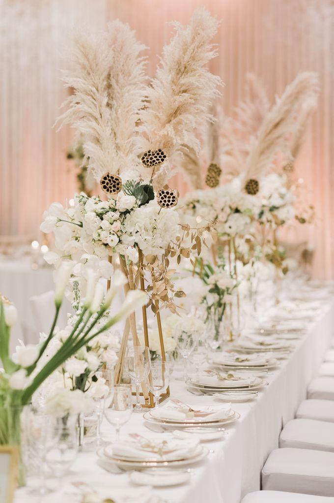 Weddings at Mandarin Oriental by Mandarin Oriental, Kuala Lumpur - 036