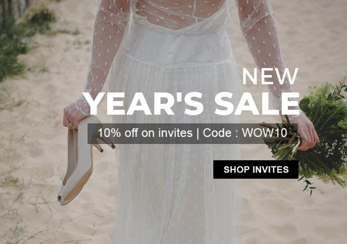 Wedding Invitations Offers by 123WeddingCards - 001