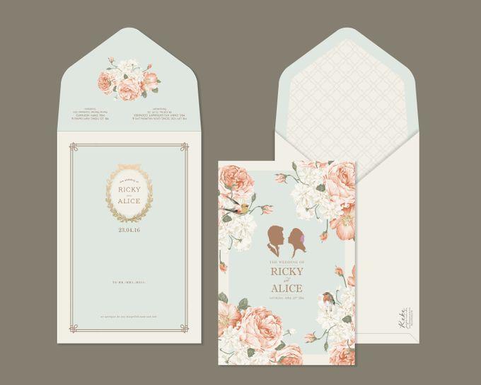 Elegant by Keke Paperworks - 005