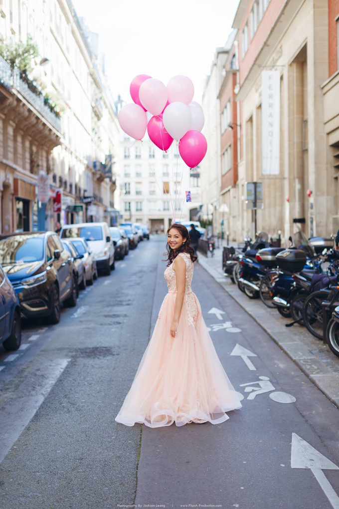 Paris pre wedding  by Plan A Production - 007