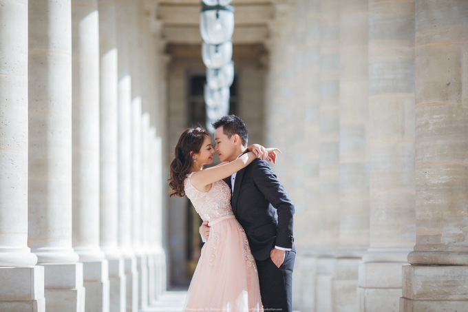 Paris pre wedding  by Plan A Production - 011