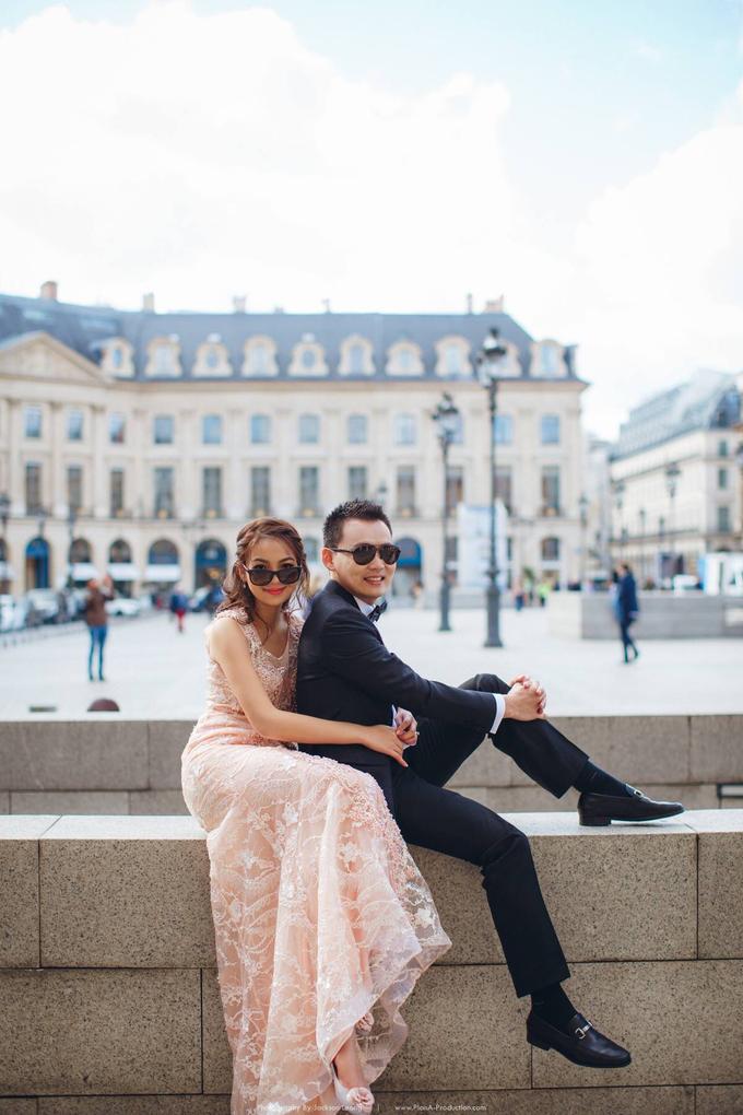 Paris pre wedding  by Plan A Production - 009