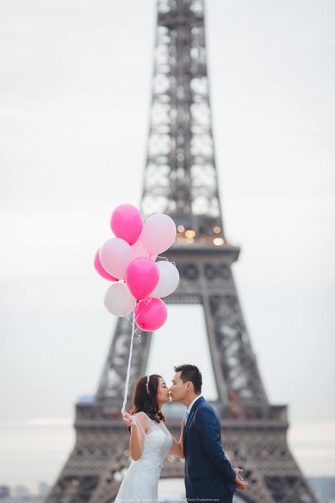 Paris pre wedding  by Plan A Production - 012