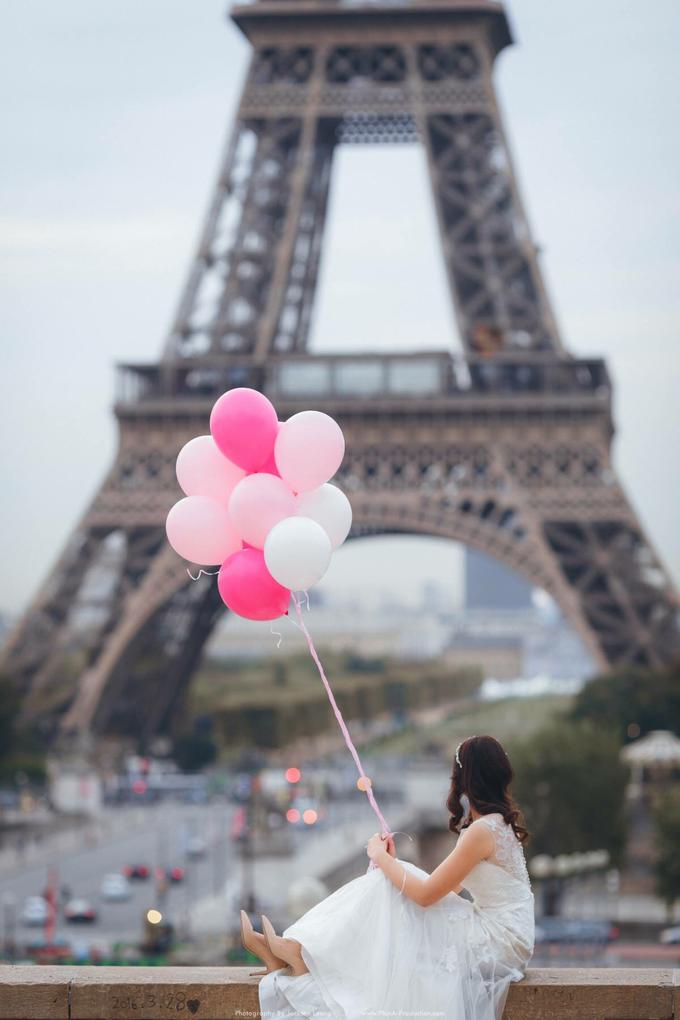 Paris pre wedding  by Plan A Production - 014