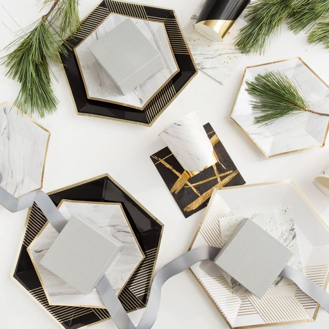 Blanc Collection by Party Modern - 004