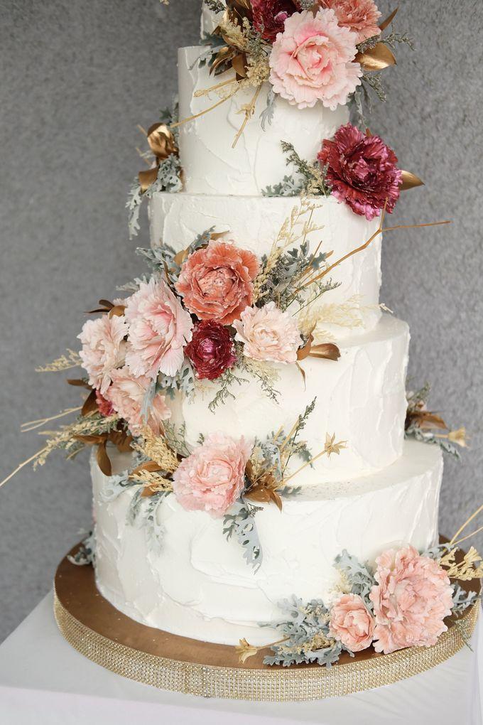 The Wedding of Yosep & Livita by KAIA Cakes & Co. - 007