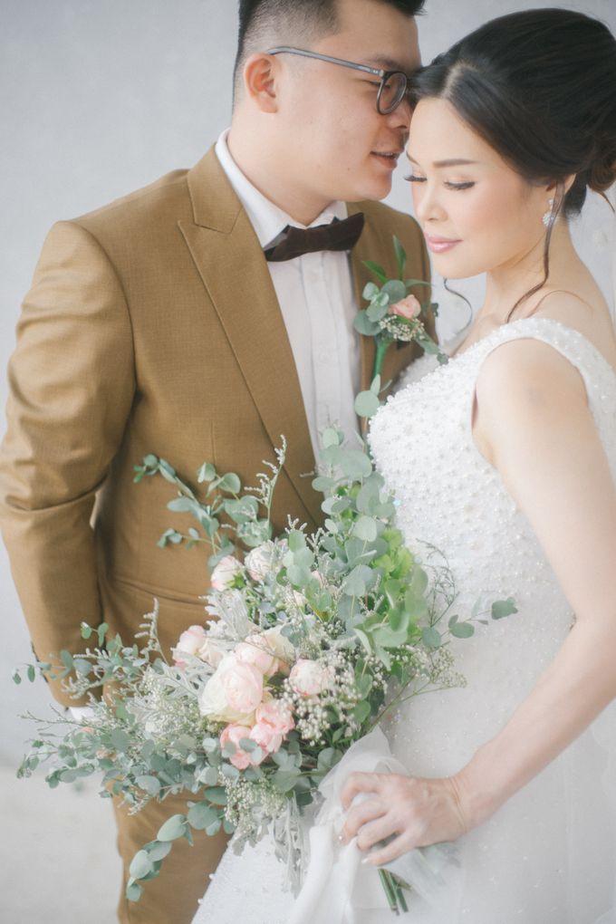 Bernard & Felicia by Password Wedding Organizer - 002