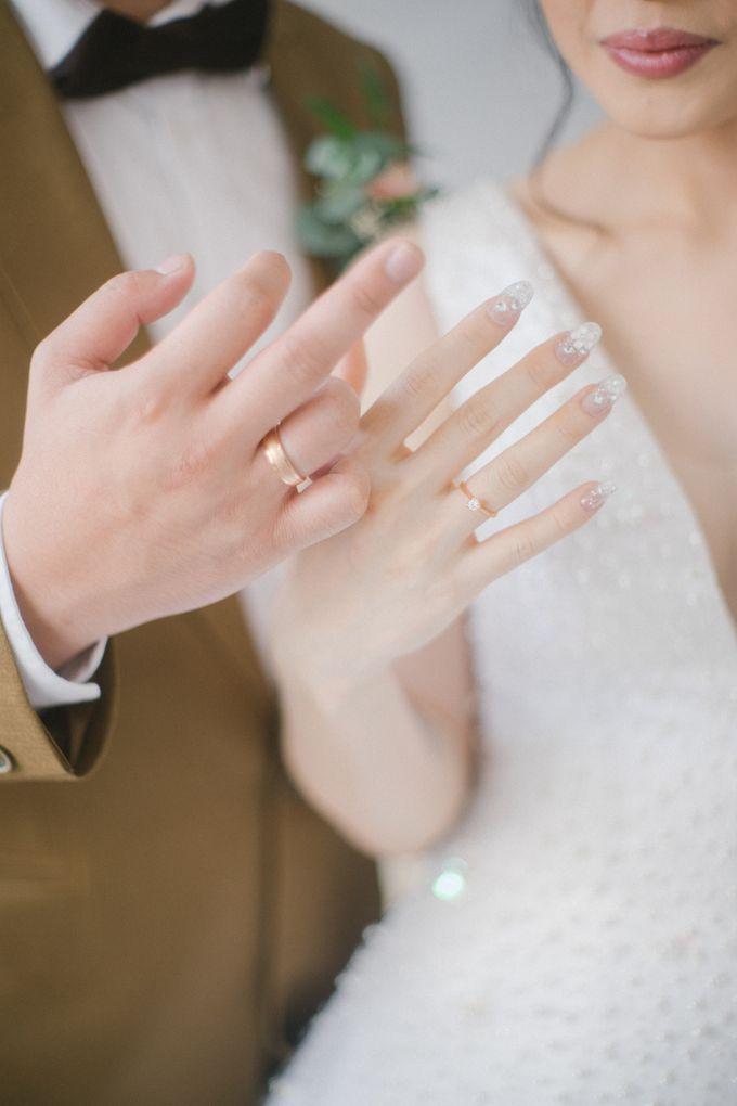 Bernard & Felicia by Password Wedding Organizer - 004