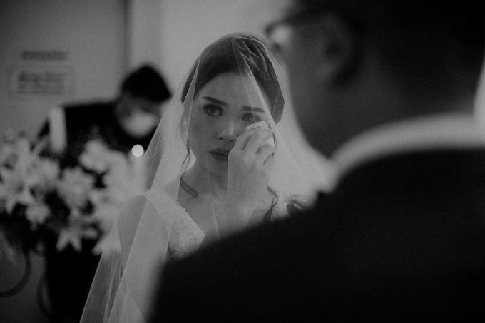 Bernard & Felicia by Password Wedding Organizer - 007