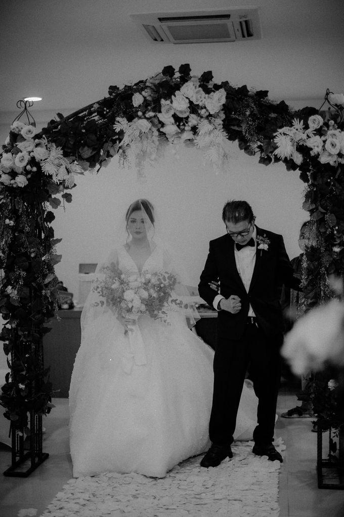 Bernard & Felicia by Password Wedding Organizer - 006