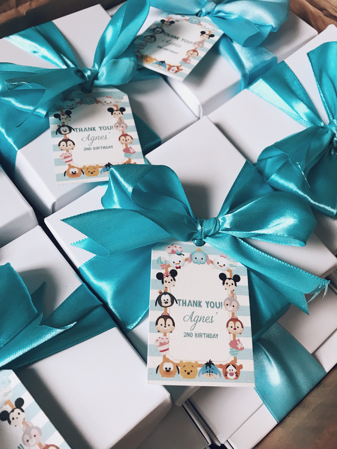 Bag Tag as gift for birthday  by Molusca Project - 001