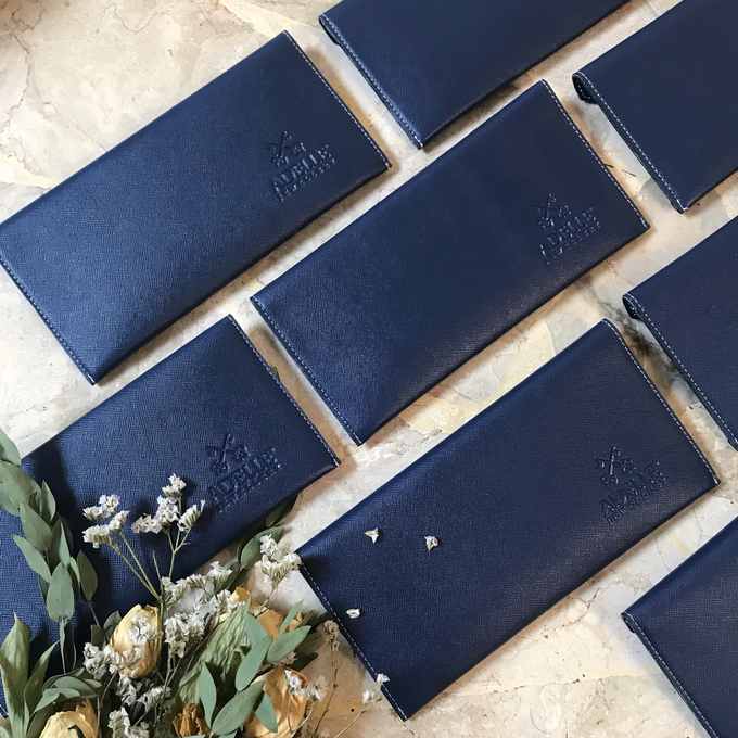 Customized Wallet Souvenir for Adelle Jewellery  by Molusca Project - 002