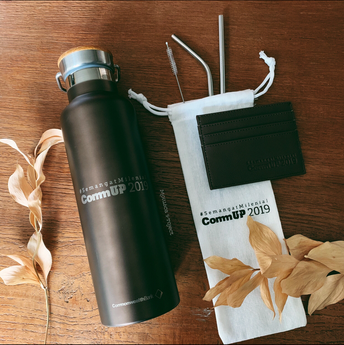 Gift set for Commonwealth Bank by Molusca Project - 003