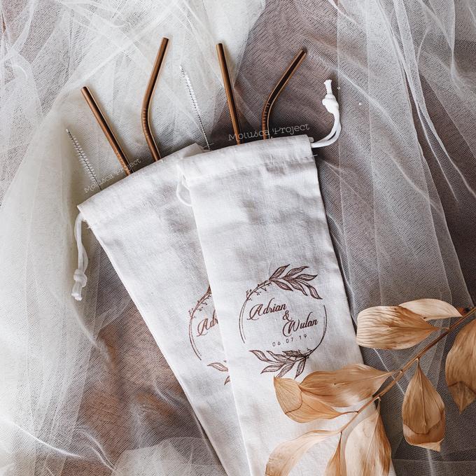 Adrian & Wulan Wedding Souvenir  by Molusca Project - 001