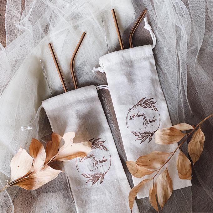 Adrian & Wulan Wedding Souvenir  by Molusca Project - 002