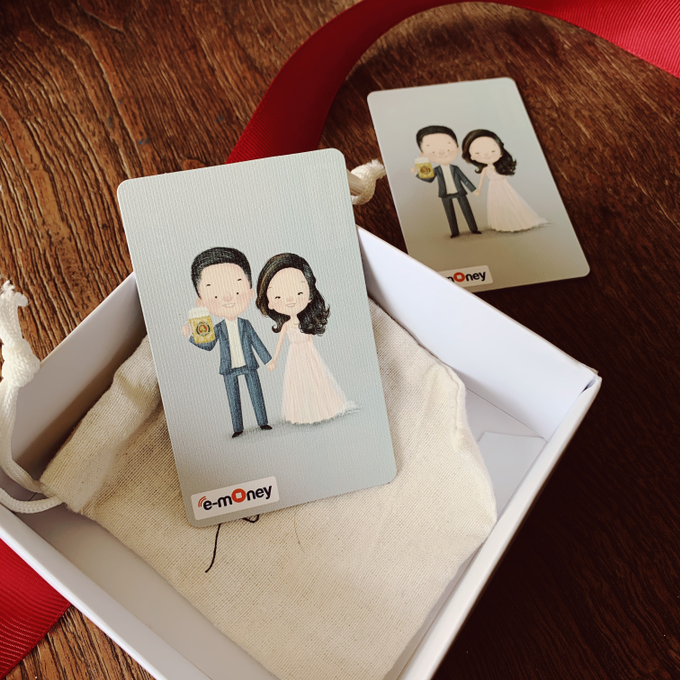 Wedding gift for guest  by Molusca Project - 001
