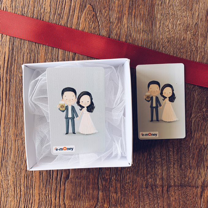 Wedding gift for guest  by Molusca Project - 002